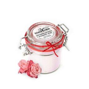 Prírodné telové suflé Romantická ruža