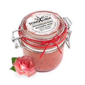 Telový peeling Romantická ruža