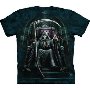 T-Shirt Totengerippe