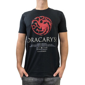 Tričko Game of Thrones - Dracarys