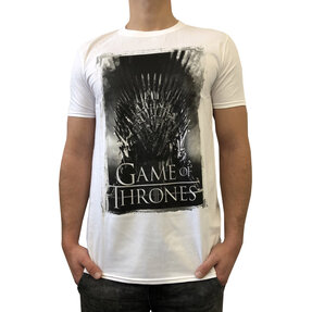 Tricou Game of Thrones - Iron Throne