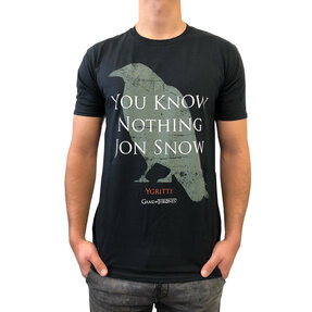 Game of Thrones - You Know Nothing pólo