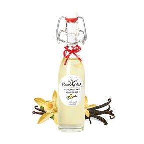 Vanilkový macerát v 100% panenskom oleji z ekologického poľnohospodárstva