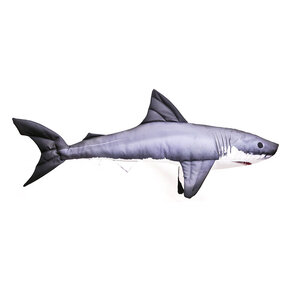 Polštář Žralok modrý - 120 cm