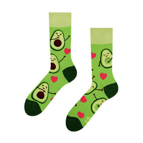 Good Mood Socks - Avocado Love