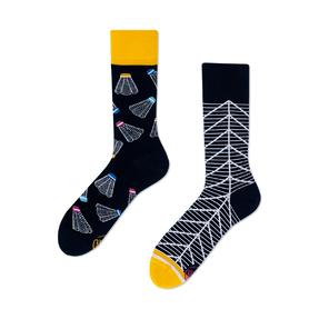 Funny Socks - Badminton Basket