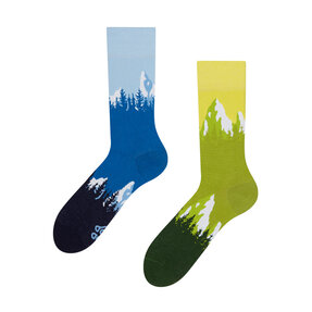 Good Mood Socks -  Mountain