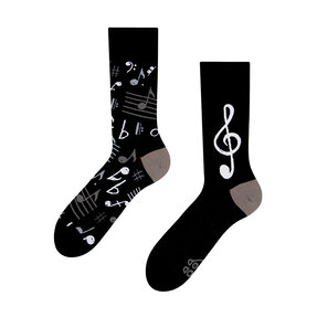 Good Mood Socks - Music