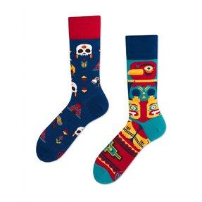 Lustige Socken Indianerstamm