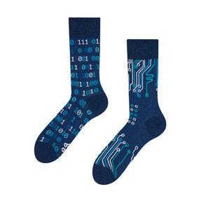 Veselé ponožky IT
