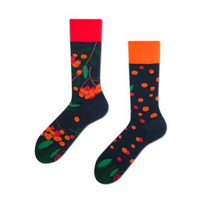Funny Socks - Rowan Berries