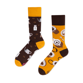 Funny Socks Coffee