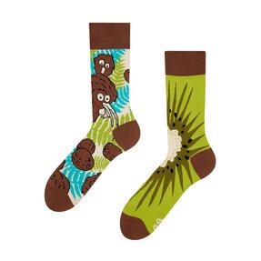 Veselé ponožky Kiwi