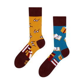 Good Mood Socks - Books