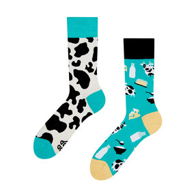 Good Mood Socks - Cow