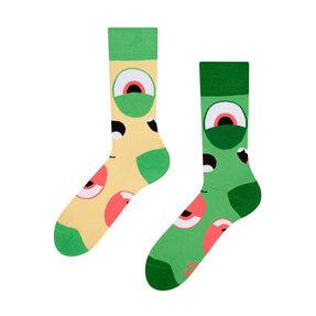 Vidám zokni Szörnyecskék