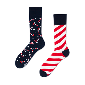 Funny Socks Sweet Christmas