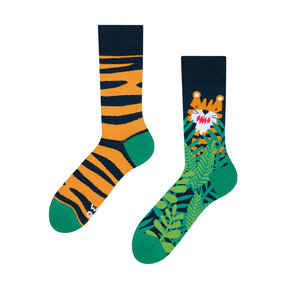 Good Mood Socks - Tiger
