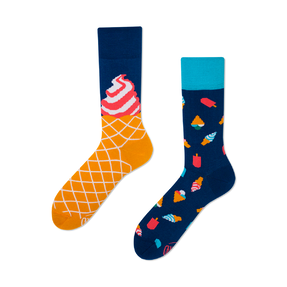 Funny Socks - Ice Cream
