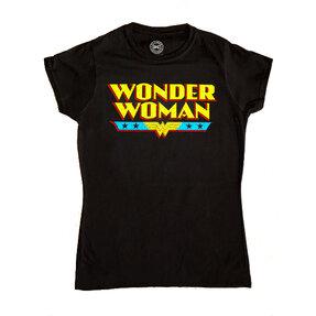 Dámske tričko DC Comics Wonder Woman Logo