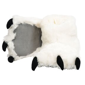 Papucs Fehér Medve Mancs