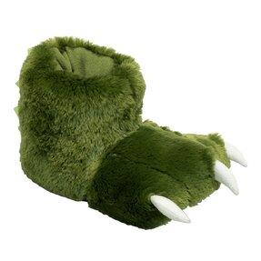 Pantoffel Pfoten des grünen Monsters