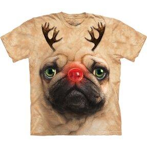 Pug Reindeer Adult