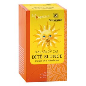 Raráškův čaj - Dítě slunce 30g