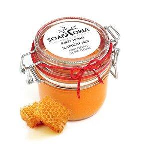 Telový peeling Sladučký med