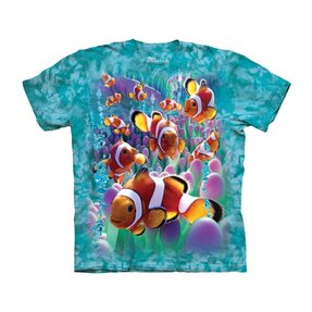 Kinder T-Shirt Clownfisch