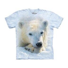 Jegesmedve kölyke gyermek póló