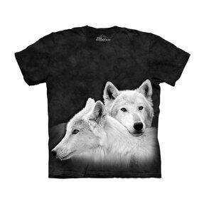 Kinder T-Shirt Wolfsgeschwister