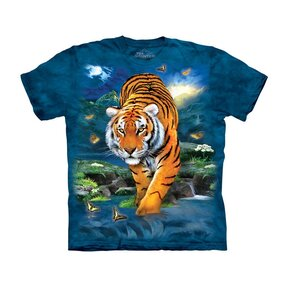 Kinder T-Shirt Tiger