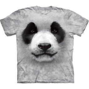 Tričko Biela panda - detské