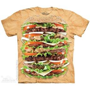 Burger póló