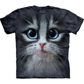 Kinder T-Shirt Süsses Kätzchen