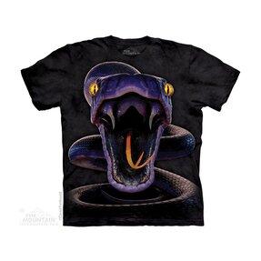 Kinder T-Shirt Schlangenangriff