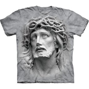 T-shirt Jesus Crown of Thorns