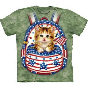 Patriot Backpack Kitten