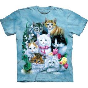 Tričko Kočičky - dětské