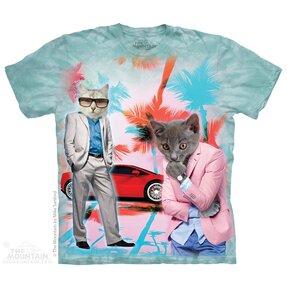 Tričko Kočky tajné agentky