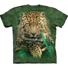 Tričko Majestátny leopard - detské