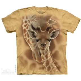 Tričko Mláďa žirafy - detské