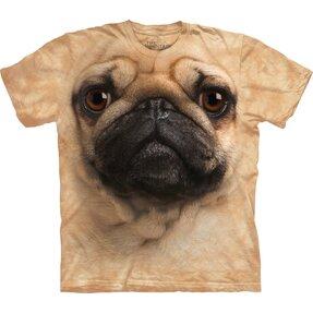 Tričko Mopslík - dětské