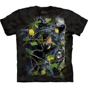 Tričko Nájdi 8 medveďov