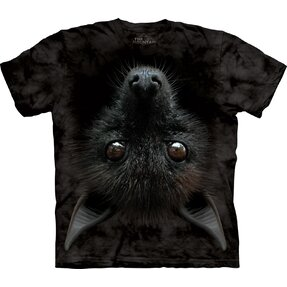 Kinder T-Shirt Fledermaus
