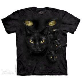 Tričko Oči čiernej mačky