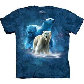 Kinder T-Shirt Polar-Collage
