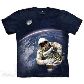 Kinder T-Shirt Erster Schritt im Weltall