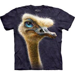 Tričko Pštros - dětské